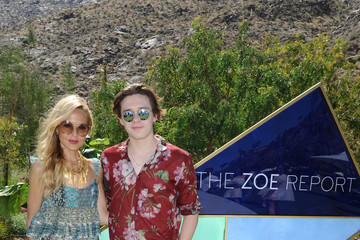 Brooklyn Beckham ZOEasis Presented by the Zoe Report and Guess