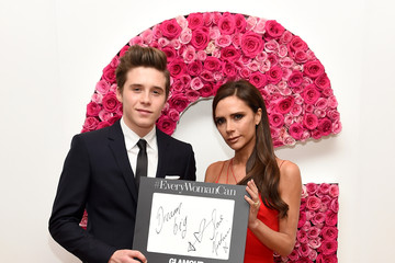 Brooklyn Beckham 2015 Glamour Women of the Year Awards - Backstage