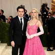 Brooklyn Beckham The 2021 Met Gala Celebrating In America: A Lexicon Of Fashion - Arrivals