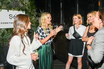 Brooklyn Decker Nordstrom Celebrates The SOMETHING NAVY Brand Launch At The Gramercy Park Hotel