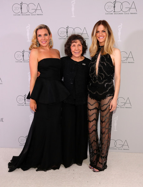 20th CDGA (Costume Designers Guild Awards) - Backstage and Green Room