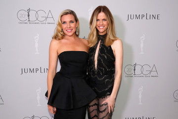Brooklyn Decker June Diane Raphael 20th CDGA (Costume Designers Guild Awards) - Backstage and Green Room