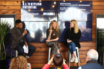 Brooklyn Decker Fast Company Hosts The 8th Annual Fast Company Grill During SXSW