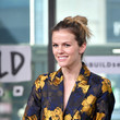 Brooklyn Decker Celebrities Visit Build - August 6, 2018