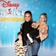 Brooklyn Lachey Disney On Ice Presents 'Dare To Dream' Celebrity Skating Party