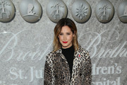 Ashley Tisdale attends Brooks Brothers Annual Holiday Celebration To Benefit St. Jude at The West Hollywood EDITION on December 07, 2019 in West Hollywood, California.
