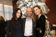 Abigail Spencer, Fisher Pence and Elizabeth Chambers attend the Brooks Brothers and St Jude Children's Research Hospital Annual Holiday Celebration at The West Hollywood Edition on December 07, 2019 in West Hollywood, California.