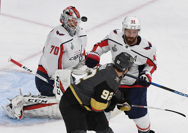 2018 NHL Stanley Cup Final - Game Two []