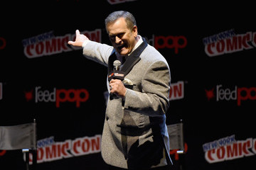 Bruce Campbell 2017 New York Comic Con - Day 3