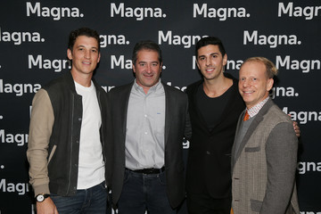 Bruce Cohen Magna Entertainment Preview Screening 'Bleed For This' With Miles Teller