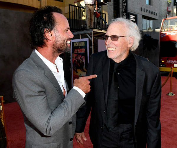 Sony Pictures' 'Once Upon A Time...In Hollywood' Los Angeles Premiere - Red Carpet
