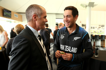 Bruce Edgar New Zealand Cricket World Cup Squad Announcement