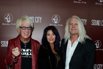 "Bruce Hall Premiere Of ""Sound City"" - Arrivals"