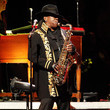 Clarence Clemons Bruce Springsteen And The E Street Band Perform At Madison Square Garden