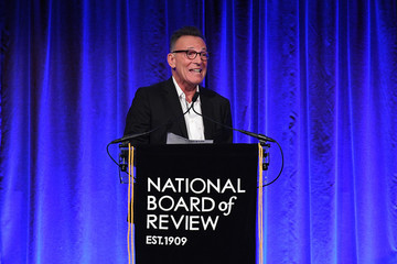 Bruce Springsteen The National Board Of Review Annual Awards Gala - Inside