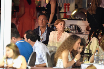 Bruce Springsteen 10th International Monte-Carlo Jumping - Longines Global Champions Tour of Monaco Day Two