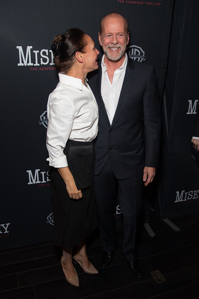 'Misery' Broadway Opening Night - After Party