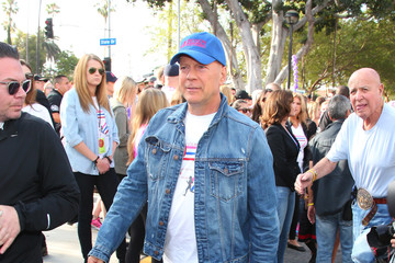 Bruce Willis EIF Revlon Run/Walk For Women