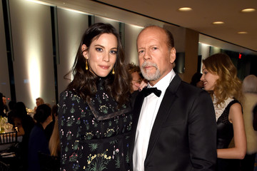 Bruce Willis An Evening Honoring Valentino Lincoln Center Corporate Fund Black Tie Gala - Arrivals
