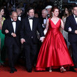Bruno Ganz 'The House That Jack Built' Red Carpet Arrivals - The 71st Annual Cannes Film Festival