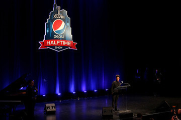 Bruno Mars Super Bowl Halftime Show Press Conference