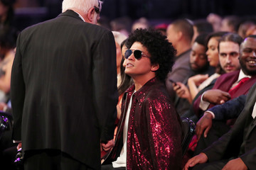 Bruno Mars 60th Annual GRAMMY Awards - Roaming Show