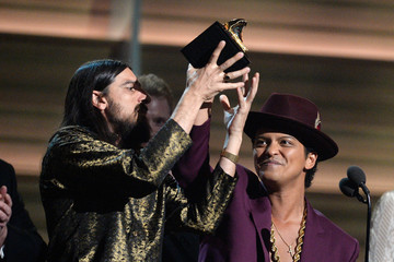Bruno Mars The 58th GRAMMY Awards - Show