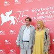 Bruno Raffaelli 'The Summer House (Les Estivants)' Photocall - 75th Venice Film Festival