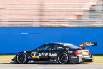 Bruno Spengler DTM Media Day