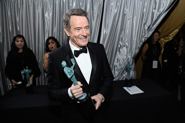 The 23rd Annual Screen Actors Guild Awards - Trophy Room