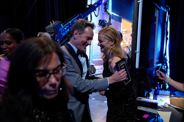 73rd Annual Tony Awards - Backstage