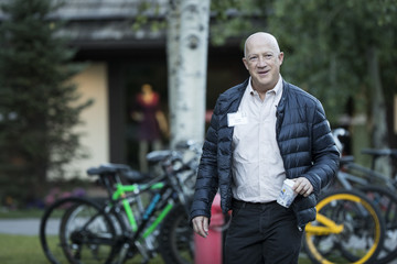 Bryan Lourd Annual Allen And Co. Meeting In Sun Valley Draws CEO's And Business Leaders To The Mountain Resort Town