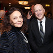 Bryan Lourd Lincoln Center Honors Bonnie Hammer at American Songbook Gala - Inside