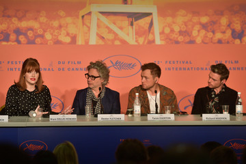 Bryce Dallas Howard Richard Madden 'Rocketman' Press Conference - The 72nd Annual Cannes Film Festival