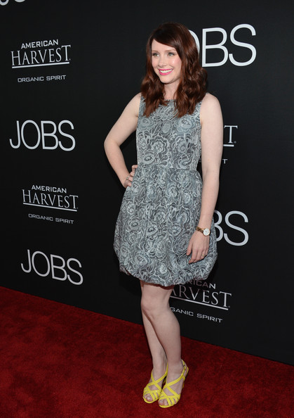 "Bryce Dallas Howard - Screening Of Open Road Films And Five Star Feature Films' ""Jobs"" - Red Carpet"