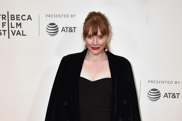 Bryce Dallas Howard National Geographic's Genius: Picasso Screening At Tribeca Film Festival