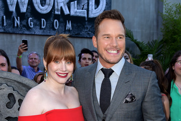 Bryce Dallas Howard Premiere Of Universal Pictures And Amblin Entertainment's 'Jurassic World: Fallen Kingdom' - Red Carpet