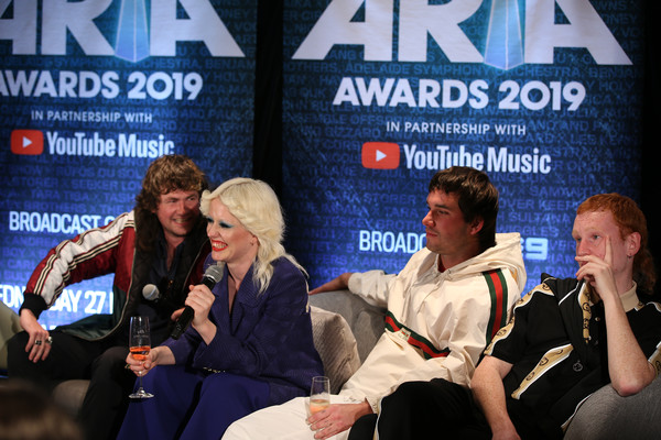 33rd Annual ARIA Awards 2019 - Awards Room