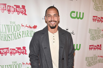 Bryton James 2015 Hollywood Christmas Parade