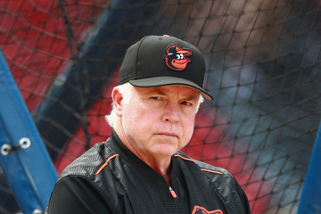 Buck Showalter Baltimore Orioles v Boston Red Sox