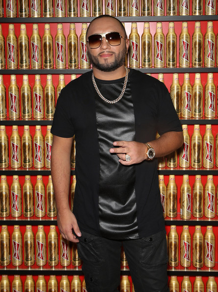 Alex Sensation In Vegas World Cup Viewing Party