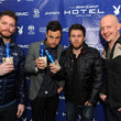 David Welsh Bud Light Hotel With Performances By The Fray And Lifehouse