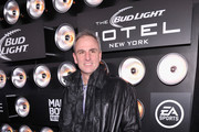 SportsCenter anchor Trey Wingo attends the Bud Light Madden Bowl at The Bud Light Hotel on January 30, 2014 in New York City.
