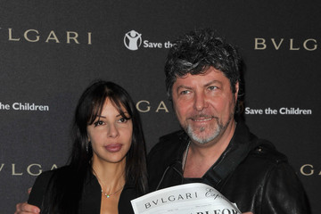 Claudio Coccoluto The Bulgari Express for Save The Children Party - Arrivals