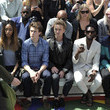 Greg James Tinie Tempah Photos