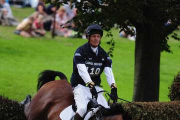 William Fox-Pit Burghley Horse Trials - Day Three