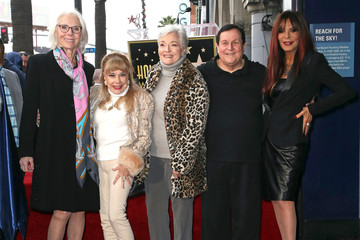 Burt Ward Sivi Aberg Burt Ward Is Honored With A Star On The Hollywood Walk Of Fame