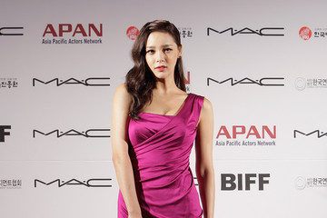 Park Si-Yeon Busan International Film Festival - Day 2