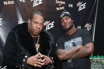 Busta Rhymes Man Dew ICE at the Mall of America