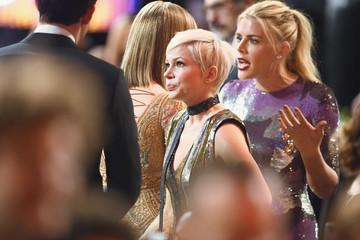 Busy Philipps The 23rd Annual Screen Actors Guild Awards - Show